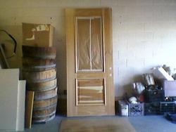 Custom Simpson door