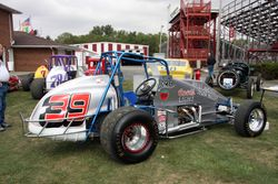 Jim Graybeal's Vogler sprinter