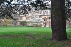 Trinity College 1, Oxford
