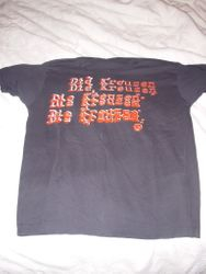 """The classic """"Cheap Trick"""" in red lettering..."""