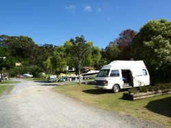 Russell Campsite