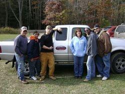 2010 Berkshire Rod and Gun Club Turkey Shoot