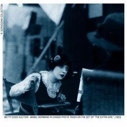 THE EXTRA GIRL (1923 SENNETT)