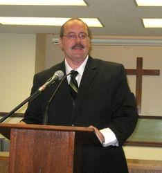 Pastor John Thacker