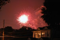 Home town Fireworks 5