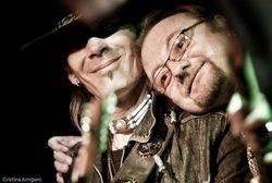 Carl Wyatt & Marco Limido