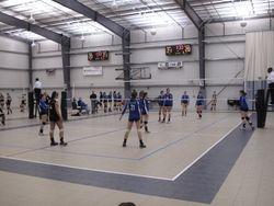 BVA 16 & 17 Play semifinal in Gold
