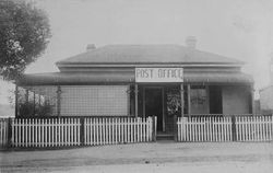 Batemans Bay Post Office, 1921