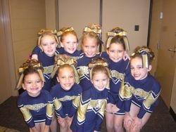 Cheer pals 08-09