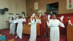 FEG Praise Dancers