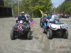 Liberty Memorial Day Parade
