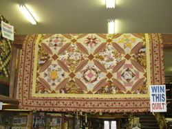 2010 Quilt - Day Guild