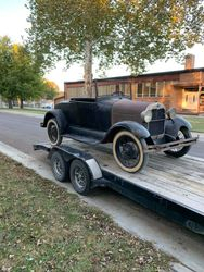39.29 Ford model a roadster