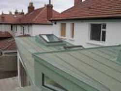 Zinc Roof.