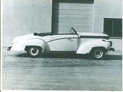 Custom by Saoutchik 1939 Model 96