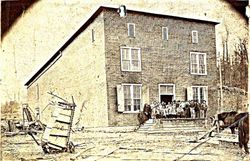 Big Red Store in 1902