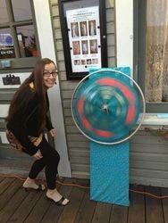 Trivia wheel!