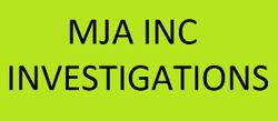 Mja Inc Investigations Services