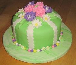 Spring Time Cake
