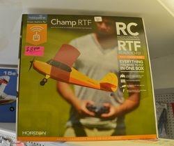 Champ RTF beginner airplane RTF