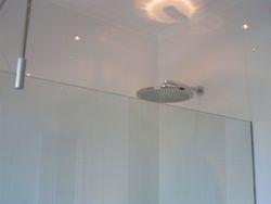 Shower room finished