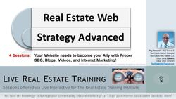 Real Estate Web Strategy Advanced - Fall 2012