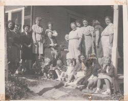Women's Gathering - Liveringhouse, Snare, Eisenhugh, Beaver, Lynn, Grove