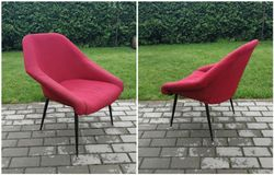 Stilingas foteliukas. 1968 m. GDR. Kaina 107