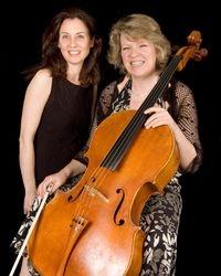Anne-Marie Hastings and Miriam Roycroft