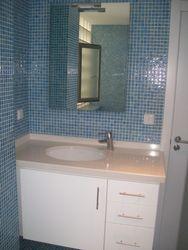 Vanity unit in Family bathroom