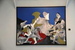 Hommage à Goya (Tres de Mayo)