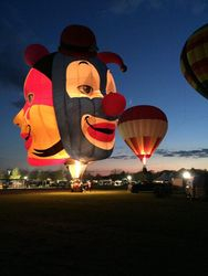 Fabulous Balloon Glow