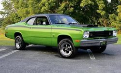 36.73 Plymouth Duster.