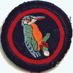 Kingfisher Patrol Badge