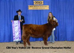 CBS Yaz's Yukon Jill