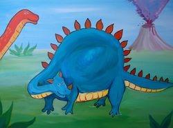 Dino the Dinasaur