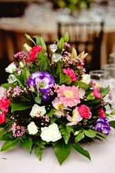 Spring Colorful Centerpiece