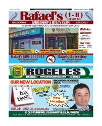 The Society Page en Espanol - RAFAEL'S / ROGELES FINANCIAL