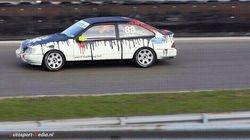 Actiefoto door Joost Kooi (www.autosport-media.nl)