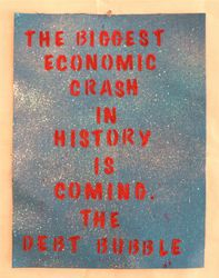 The Debt Bubble