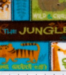 In The Jungle - FLEECE - 108