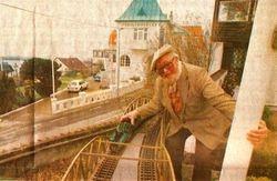 Hotell Molleberg (Konstnarsgarden) 1986