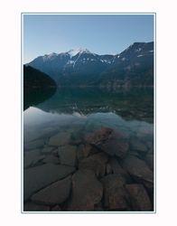 Twilight, Doctor's Bay, Harrison Lake
