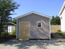 14' x 20' Standard Shed