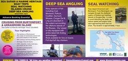 Arranmore Island Sea Safari