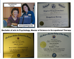 Laura Germanio - Occupational Therapist