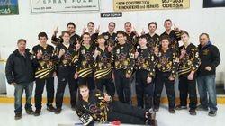 Manitoba Juvenile AllStar Champions