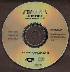 Atomic Opera - Justice 1994