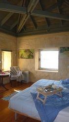 uppe floor: south bedroom