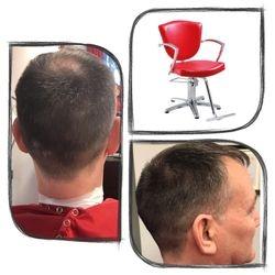 Straight Haircut